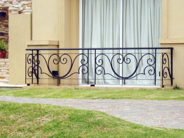 Rejas De Hierro Para Balcones Barandas Metal