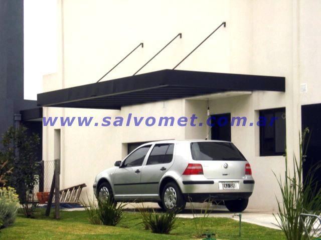 Techos para cocheras techos de chapa techos para garages for Techos modernos para patios